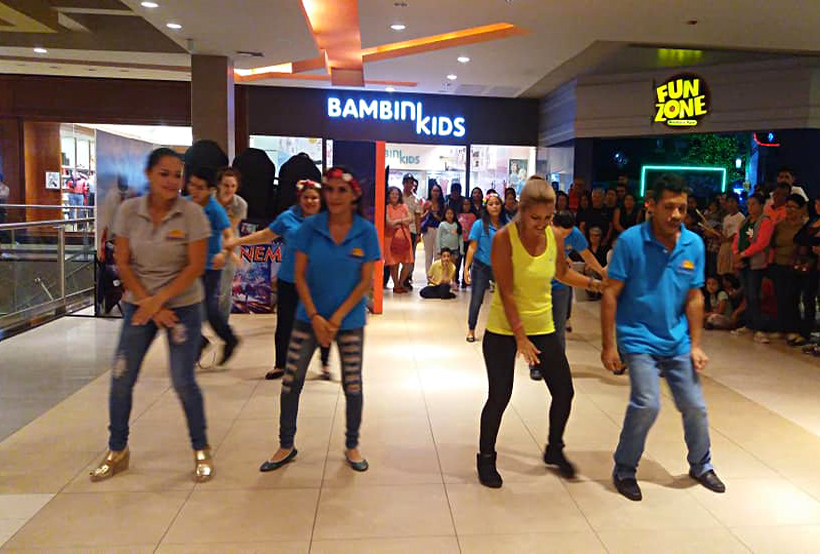 Presentacion de Baile Funsiba
