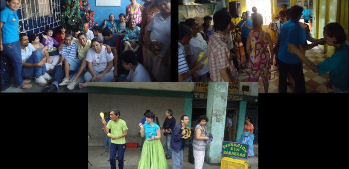 Actividades de Fundación sin Barreras en el 2013