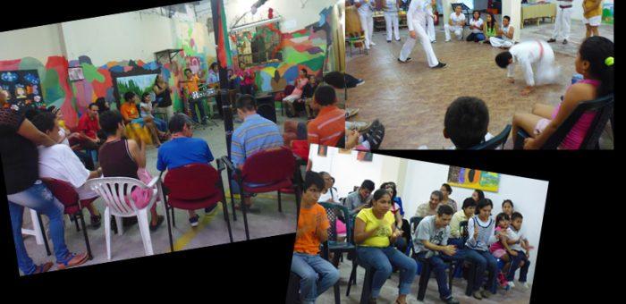 Actividades de Fundación sin Barreras en el 2017